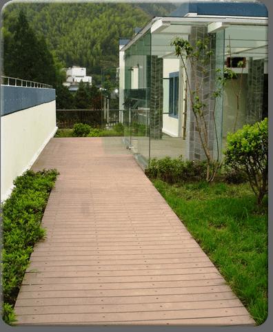 Pavimento de madera para exterior que no necesita mantenimiento neoture - Que es pavimento ...