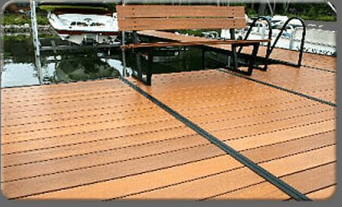 Tarima de madera exterior sin mantenimiento neoture - Jardin sin mantenimiento ...