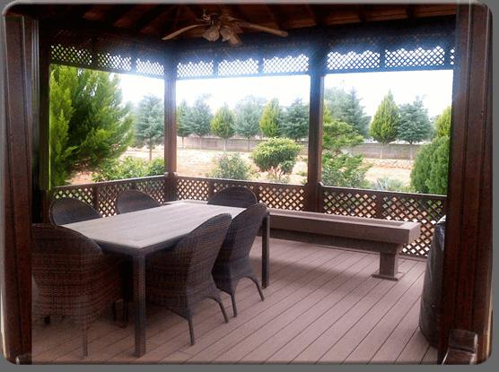Tarima ipe la madera con mantenimiento neoture for Ipe madera exterior