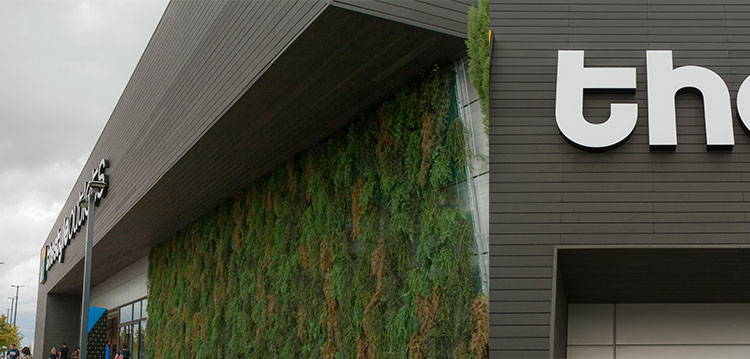 Revestimientos de exterior for Revestimiento exterior en madera