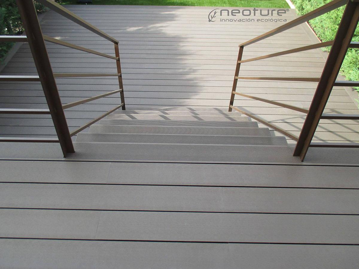 Suelo madera exterior barato simple madera suelo exterior - Suelo exterior madera ...