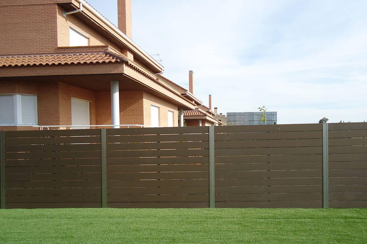 Cerramientos De Madera Para Jardin Dise Os Arquitect Nicos