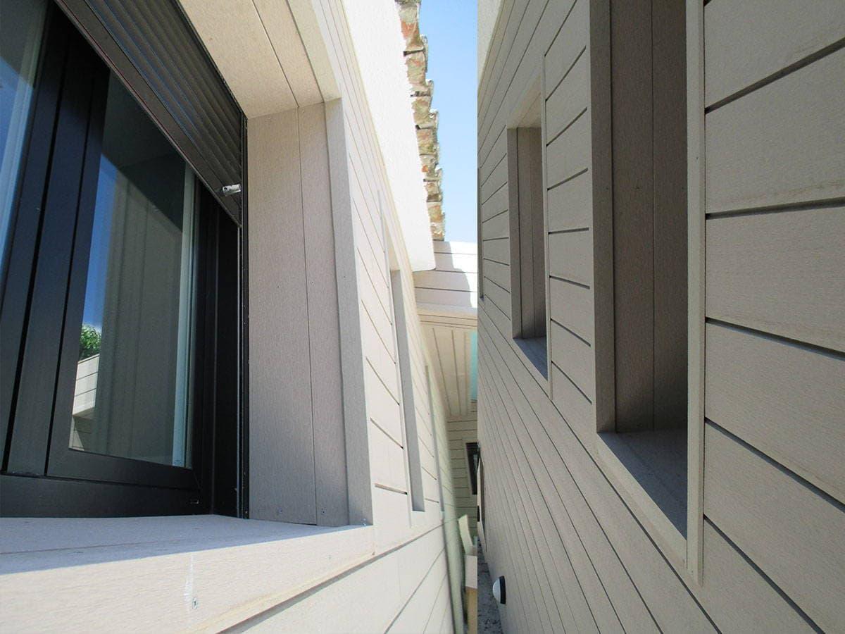 Revestimientos de paredes for Revestimiento fachadas exteriores