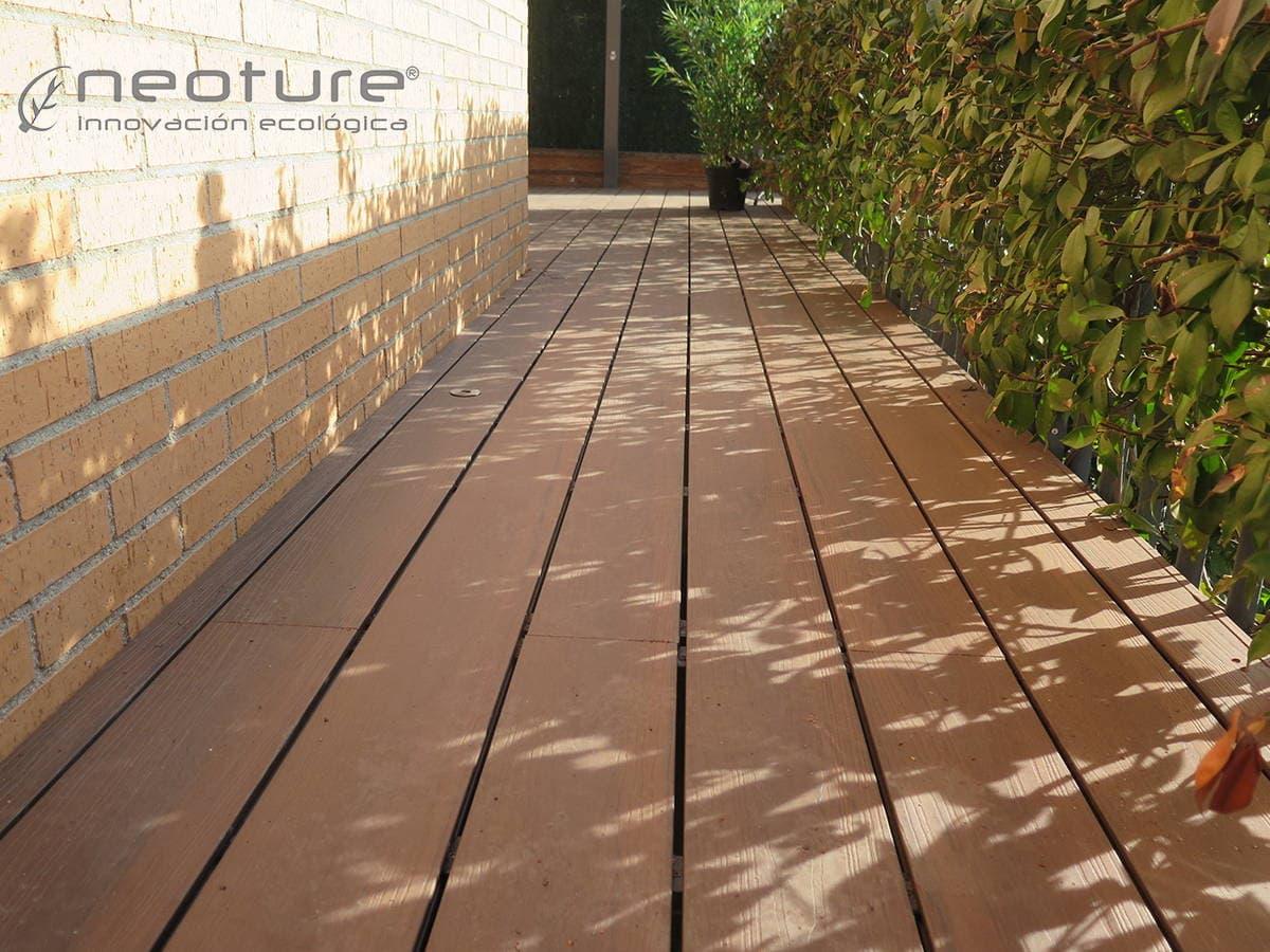 Tarima tecnologica para exterior neocros - Ipe madera exterior ...
