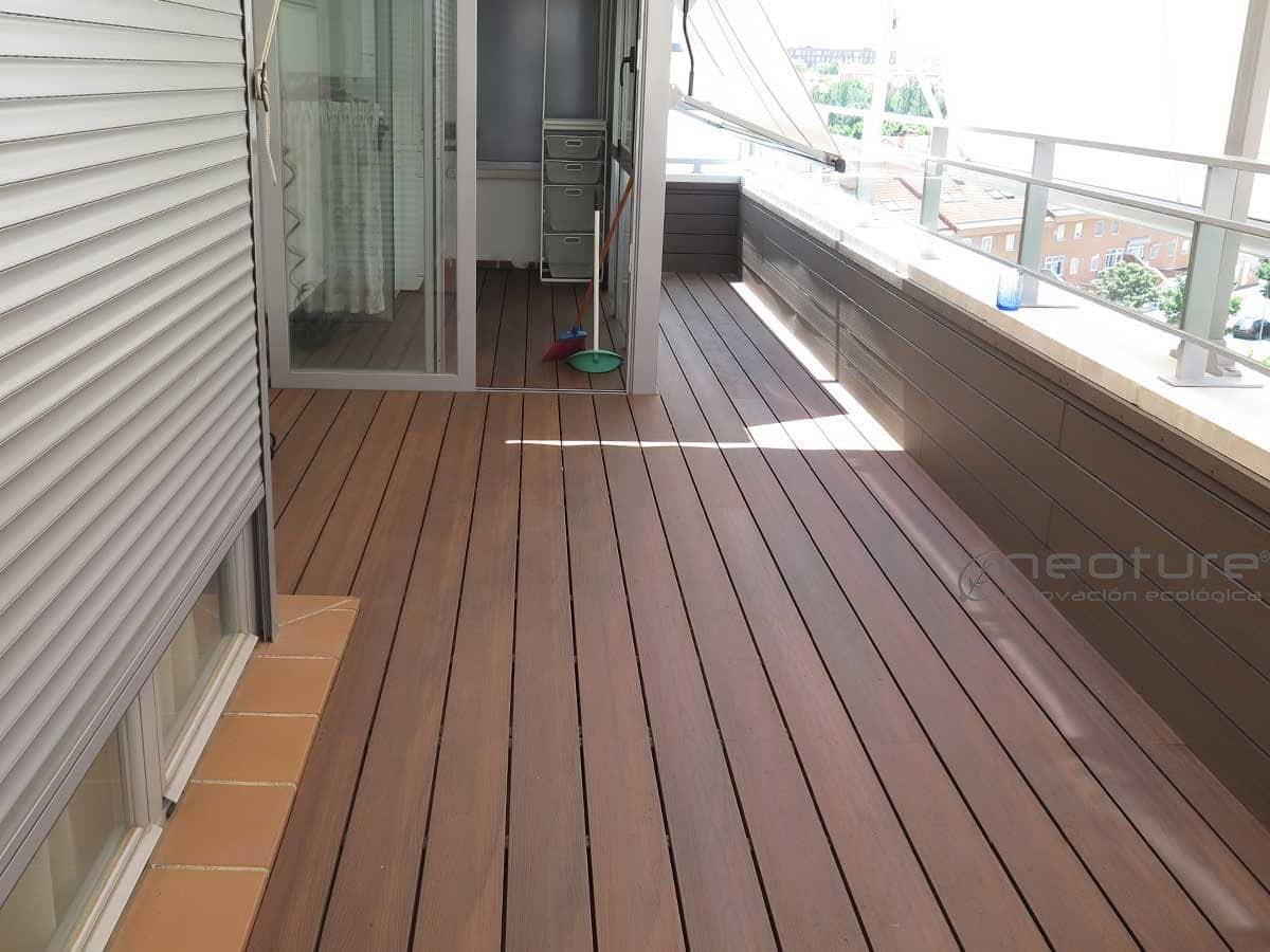Tarima tecnologica para exterior neocros - Tarima para terraza ...