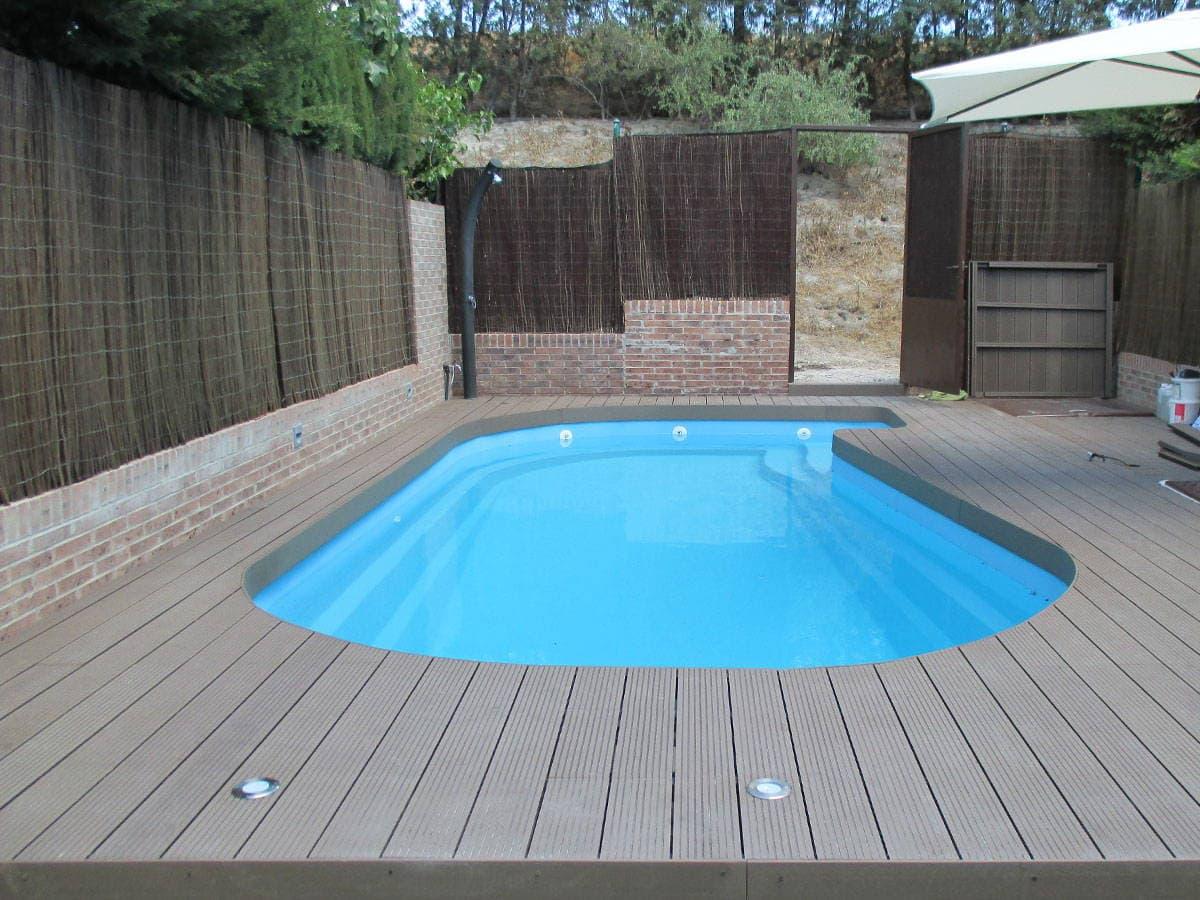 Tarima para exterior neomeck for Tarima piscina