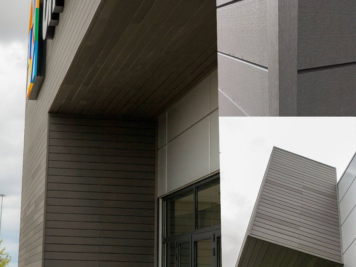 Revestimiento paredes madera tecnol gica archives neoture - Revestimiento para exterior ...