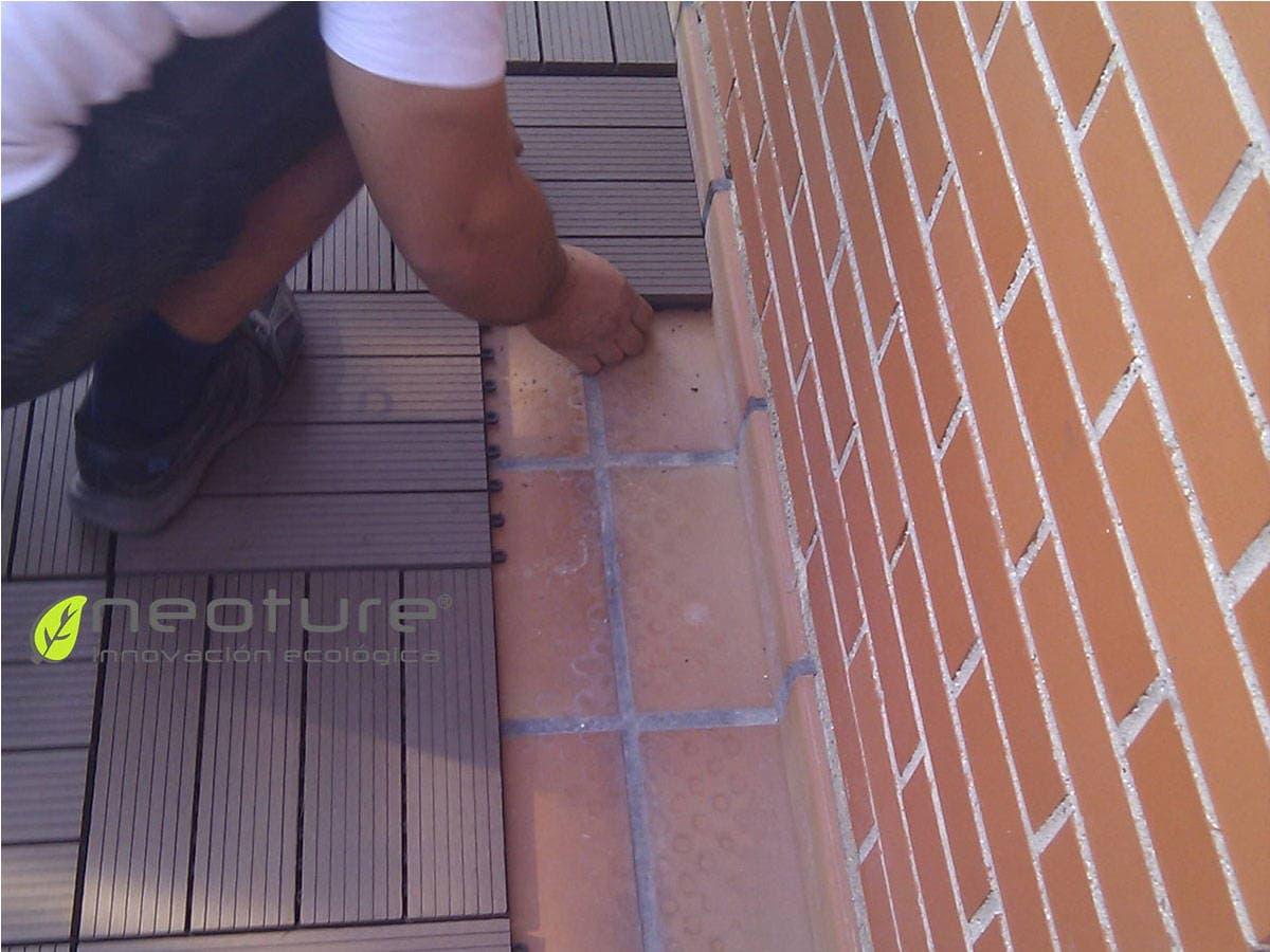 Instalar baldosas madera tecnol gica 3 preguntas frecuentes - Baldosas de ceramica para exterior ...