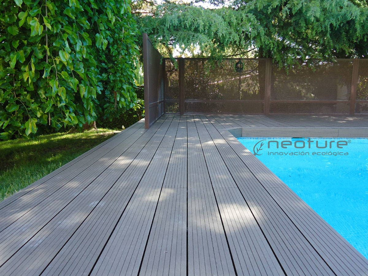Precio tarima tecnologica para exterior for Precio tarima madera